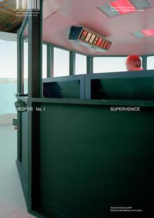 Rallydeicolliscaligeri.it Vesper. Rivista di architettura, arti e teoria-Journal of architecture, arts & theory (2019). Ediz. bilingue. Vol. 1: Supervenice. Image