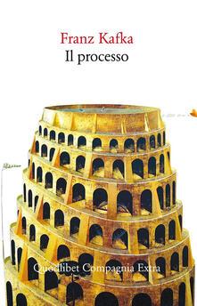 Il processo - Franz Kafka,Daria Biagi,Michele Sisto,Alberto Spaini - ebook