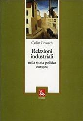 Relazioni industriali nella storia politica europea