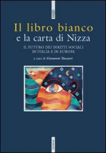 Libro Il libro bianco e la Carta di Nizza
