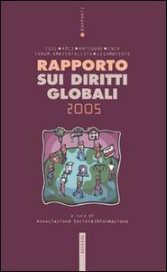 Libro Rapporto sui diritti globali 2005