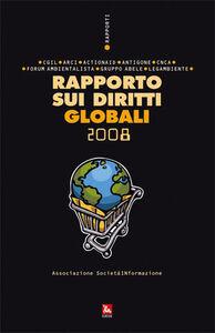 Libro Rapporto sui diritti globali 2008