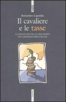Listadelpopolo.it Il cavaliere e le tasse. Le politiche fiscali recessive del governo Berlusconi Image