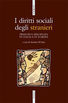 I Diritti sociali degli stranieri. Normativa e giurisprudenza in Italia e in Europa.pdf