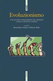 Secchiarapita.it Evoluzionismo. Controversie prima e dopo Darwin Image