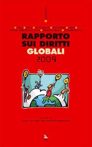 Libro Rapporto sui diritti globali 2009