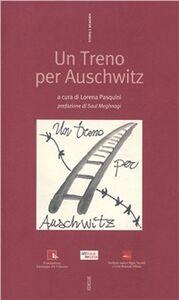Libro Un treno per Auschwitz