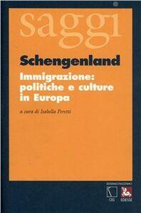 Libro Immigrazione. Le politiche in Europa
