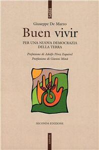 Libro Buen vivir Giuseppe De Marzo
