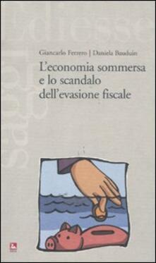 Winniearcher.com L' economia sommersa e lo scandalo dell'evasione fiscale Image