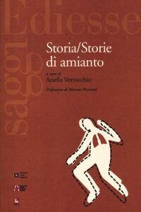 Libro Storia/storie di amianto