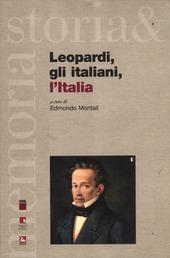 Leopardi, gli italiani, l'Italia