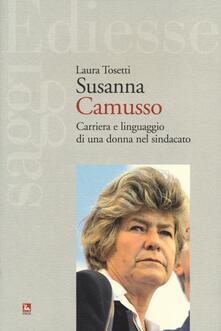Ipabsantonioabatetrino.it Susanna Camusso. Carriera e linguaggio di una donna nel sindacato Image