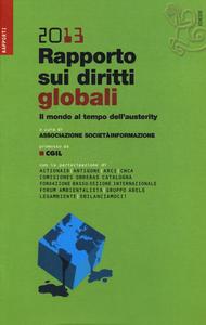 Libro Rapporto sui diritti globali 2013