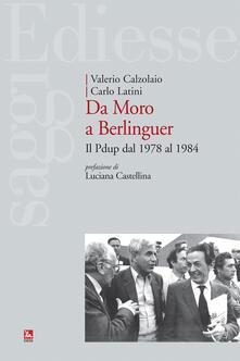Daddyswing.es Da Moro a Berlinguer. Il Pdup dal 1978 al 1984 Image