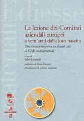 La lezione dei comitati aziendali europei a vent'anni dalla loro nascita. Una ricerca empirica in alcuni casi di CAE multisettoriali