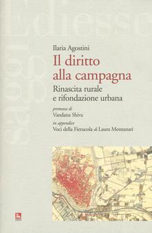 Promoartpalermo.it Il diritto alla campagna. Rinascita rurale e rifondazione urbana Image
