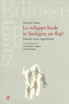Camfeed.it Sviluppo locale in Sardegna: un flop? Numeri, cause, suggerimenti Image