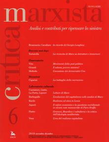 Voluntariadobaleares2014.es Critica marxista (2018). Vol. 6: Novembre-Dicembre. Image