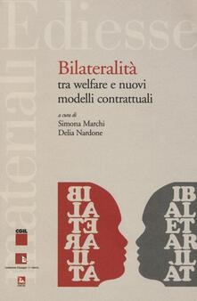 Voluntariadobaleares2014.es Bilateralità tra welfare e nuovi modelli contrattuali Image