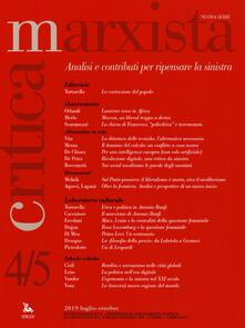 Winniearcher.com Critica marxista (2019). Vol. 4-5 Image