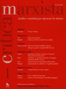 Critica marxista (2020). Vol. 1.pdf