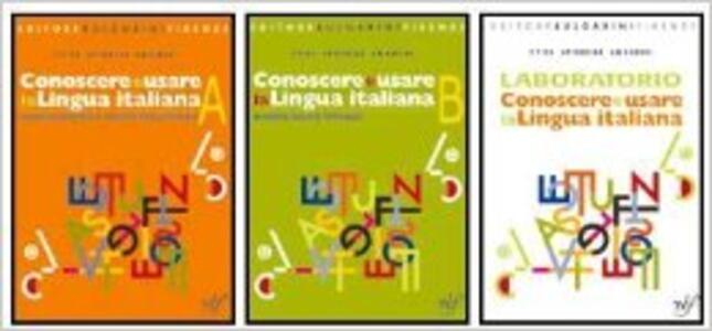 Conoscere e usare la lingua italiana. Vol. A-B. Con laboratorio. Con espansione online. Con CD-ROM