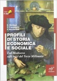 PROFILI DI STORIA ECONOMICA E SOCIALE