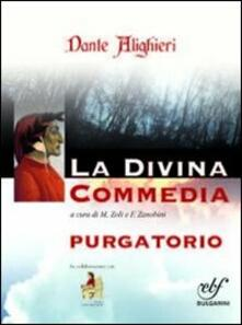 Premioquesti.it Purgatorio. La divina commedia. Ediz. integrale. Con espansione online Image