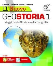 Aboutschuster.de Il nuovo geostoria. Per le Scuole superiori. Con e-book. Con espansione online. Vol. 1 Image