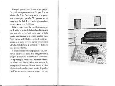 Libro Storia di un gatto e del topo che diventò suo amico Luis Sepúlveda 2