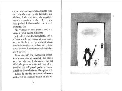 Libro Storia di un gatto e del topo che diventò suo amico Luis Sepúlveda 3