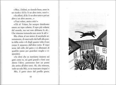 Libro Storia di un gatto e del topo che diventò suo amico Luis Sepúlveda 4