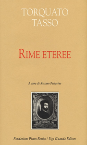 Libro Rime eteree Torquato Tasso
