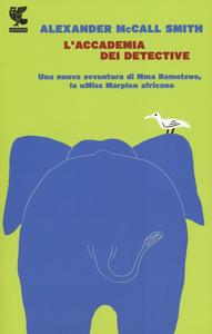 Libro L' accademia dei detective Alexander McCall Smith