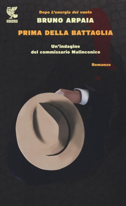 Prima della battaglia - Bruno Arpaia - copertina
