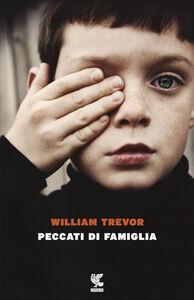 Foto Cover di Peccati di famiglia, Libro di William Trevor, edito da Guanda