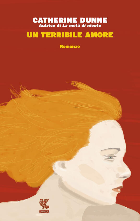 Un terribile amore - Catherine Dunne - copertina