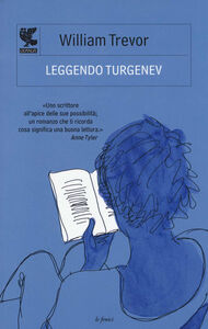 Libro Leggendo Turgenev William Trevor