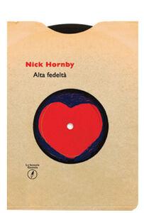 Libro Alta fedeltà Nick Hornby