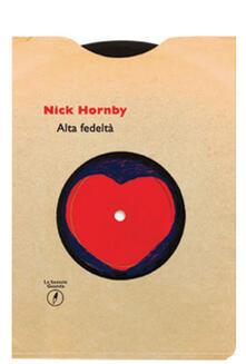 Alta fedeltà - Nick Hornby - copertina