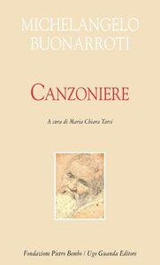 Libro Canzoniere Michelangelo Buonarroti