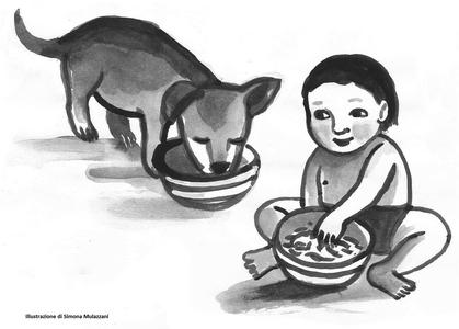 Libro Storia di un cane che insegnò a un bambino la fedeltà Luis Sepúlveda 1