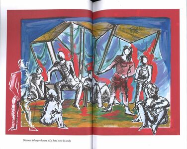 Foto Cover di Storia proibita dell'America, Libro di Dario Fo, edito da Guanda 1