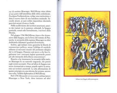 Foto Cover di Storia proibita dell'America, Libro di Dario Fo, edito da Guanda 4
