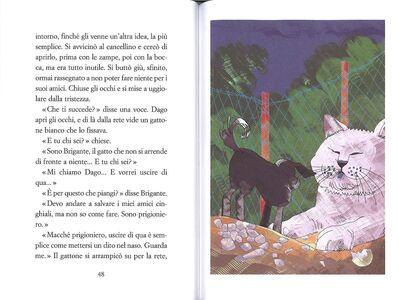 Libro Il coraggio del cinghialino Marco Vichi 3