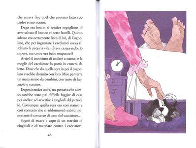 Libro Il coraggio del cinghialino Marco Vichi 4