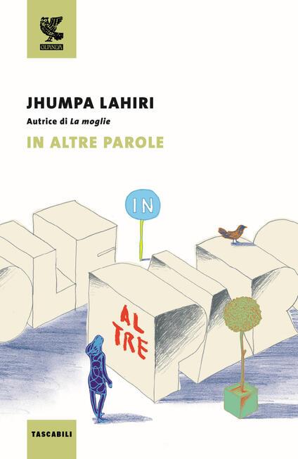 In altre parole - Jhumpa Lahiri - copertina