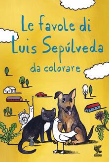 Le favole di Luis Sepúlveda da colorare
