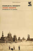 Libro Arabia deserta Charles M. Doughty
